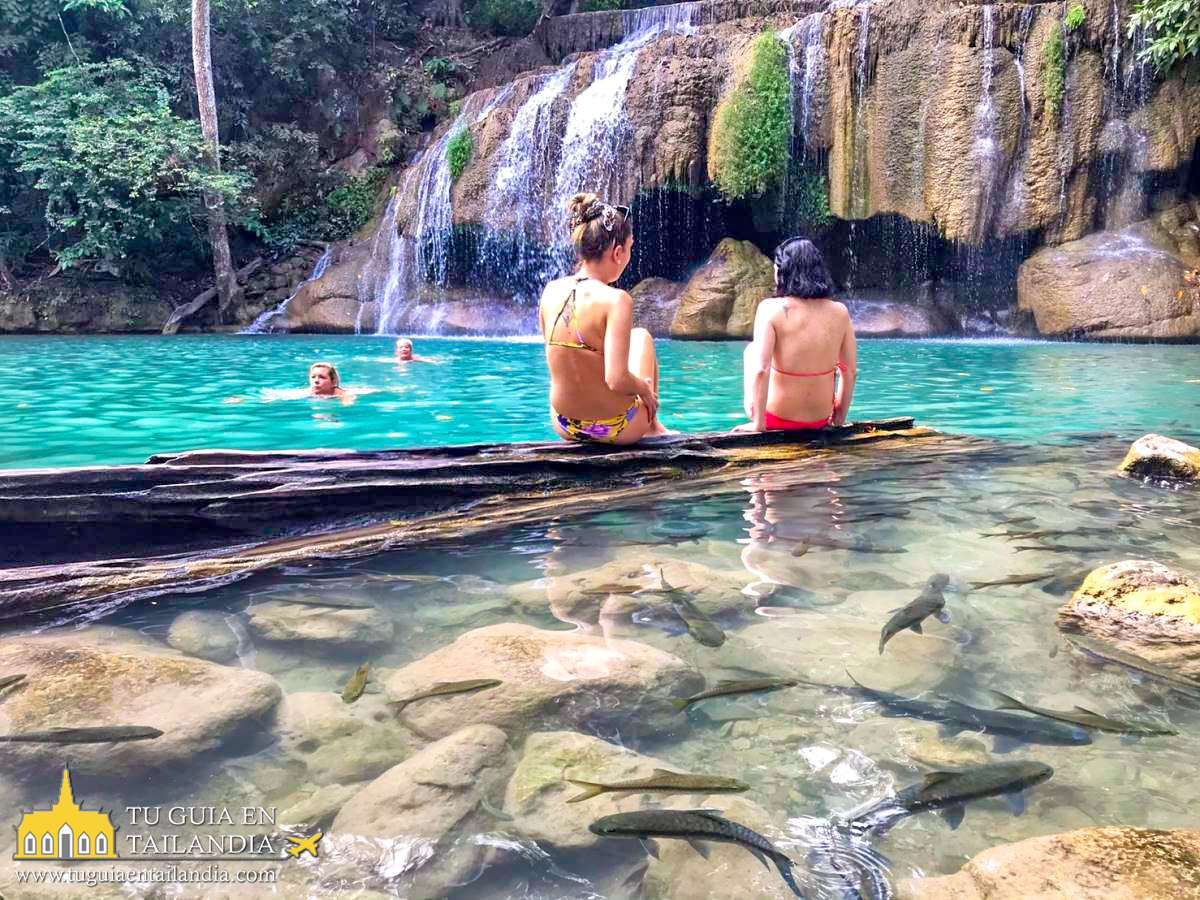 Cascada Erawan