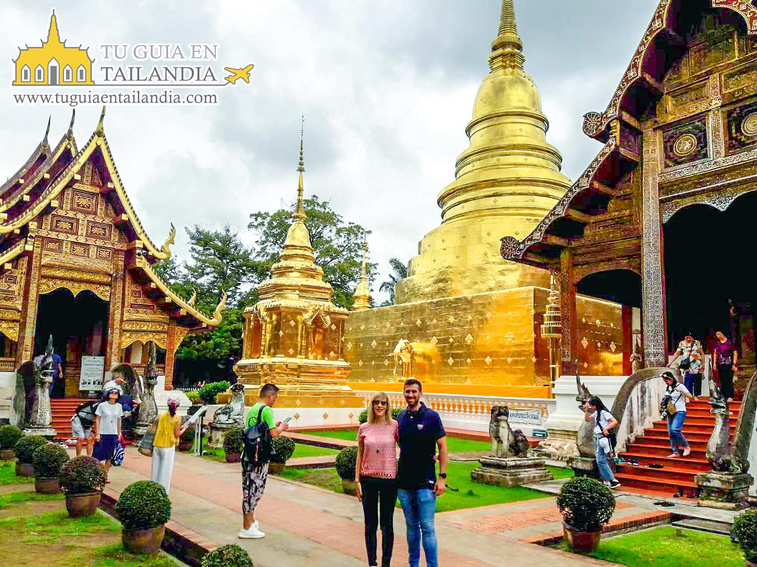 Templo Wat Phra Singh