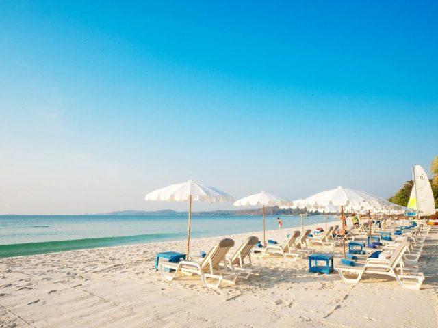 Playa desde bangkok